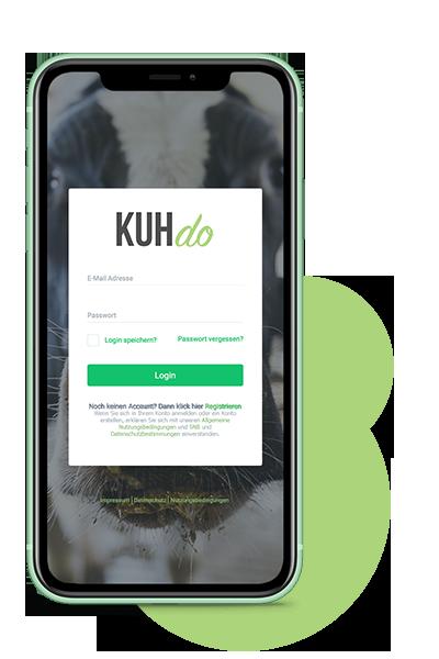 iphone-login-bei-kuhdo-portal-mit-gruener-flaeche-jun21